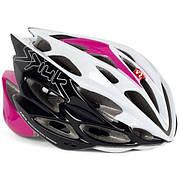 Шлем велосипедный Spiuk HELMET NEXION 2014 FUCHSIA/WHITE/BLACK Size 53-61