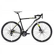 Велосипед Giant TCX SLR 2 чорн./сір., розмір M