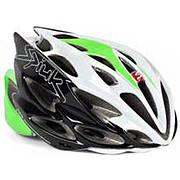 Шлем велосипедный Spiuk HELMET NEXION 2014 GREEN/WHITE/BLACK Size 53-61