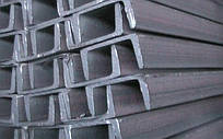 Алюминиевый профиль швеллер 8х8х1 АД31 порезка доставка цена