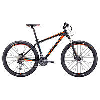 Велосипед Giant Talon 2 Ltd чорн./оранж., розмір L