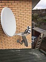 Установка cпутниковой антенны Strong