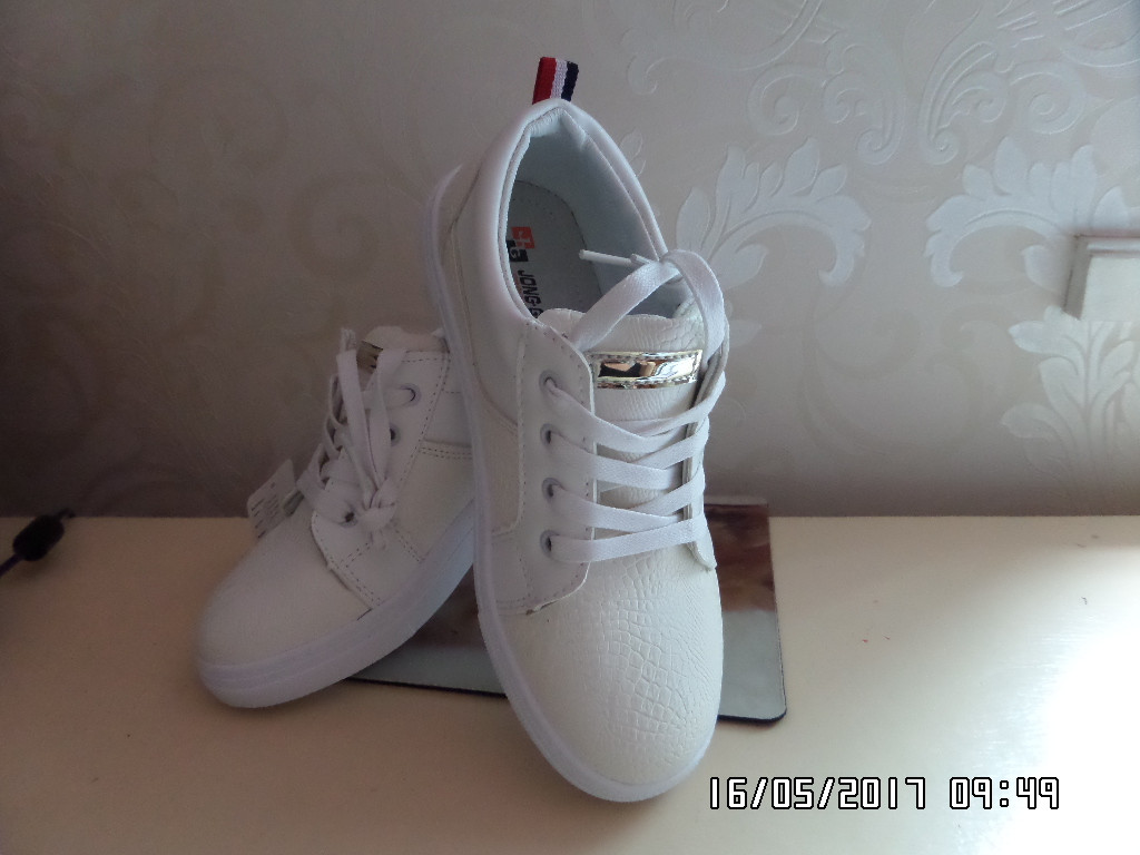 4e8152d48780 Детские кеды бренда Jong Golf для девочек (рр. с 31 по 36)   продажа ...