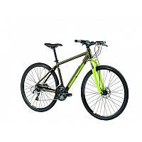 Велосипед Lapierre Cross 200 Disc 51 Khaki