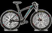 Велосипед Orbea ALMA 29 H30 L Black-blue-red 2017