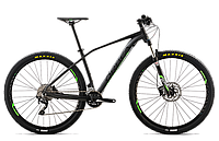 Велосипед Orbea ALMA 29 H50 M Black-green 2017