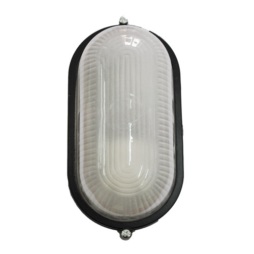 Светодиодный светильник MAGNUM MIF 020 100Вт под лампу с цоколем Е27 черный ЖКХ