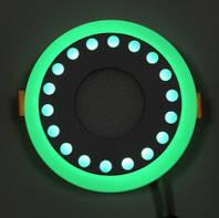 Цветные светильники 6W Lemanso LM542