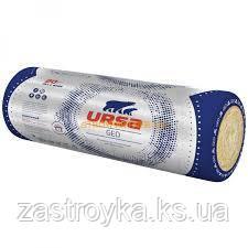 Минеральная вата URSA М-11, 21,6 кв.м 9000x1200x50 мм