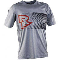 Велофутболка Race Face TRIGGER TECH TOP-SS-GREY/FLAME XL