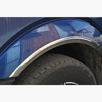 Декоративные накладки для арок колес Мерседес Спринтер (4 шт)