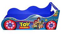 """Кровать машина серия """"Драйв"""" модель Toy Story для детей и подростков, с бесплатной доставкой в Ваш город"""