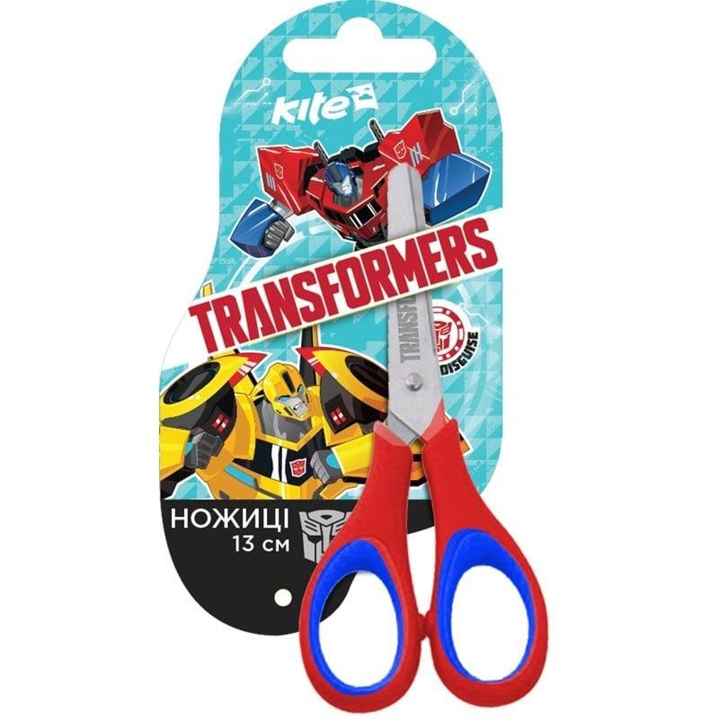 Ножницы Transformers с мягкими резиновыми вставками на ручках,TF17-123