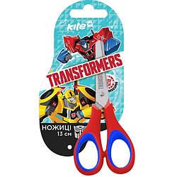 Ножиці Transformers з м'якими гумовими вставками на ручках,TF17-123
