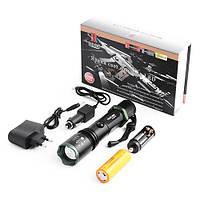 Аккумуляторный фонарь Bailong Bl-1827-T6
