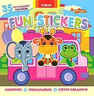 Fun Stickers. Книга 2, фото 1