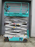Строительный ножничный подъёмник Iteco IT12122