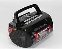 Радиоприемник RX 662, аналоговый, сеть, встроенный микрофон, функция записи, микрофон, SD slot /USB, стерео, портативное радио
