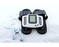 Тапочки массажные Digital slipper JR-309A, электронное управление, Батарейки /Сеть, быстрое подключение, 9 скоростей, тапочки массажеры