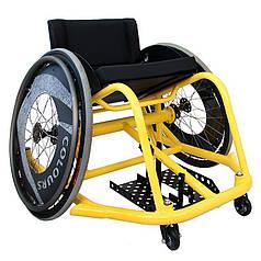 Коляска инвалидная спортивная Colours Hammer