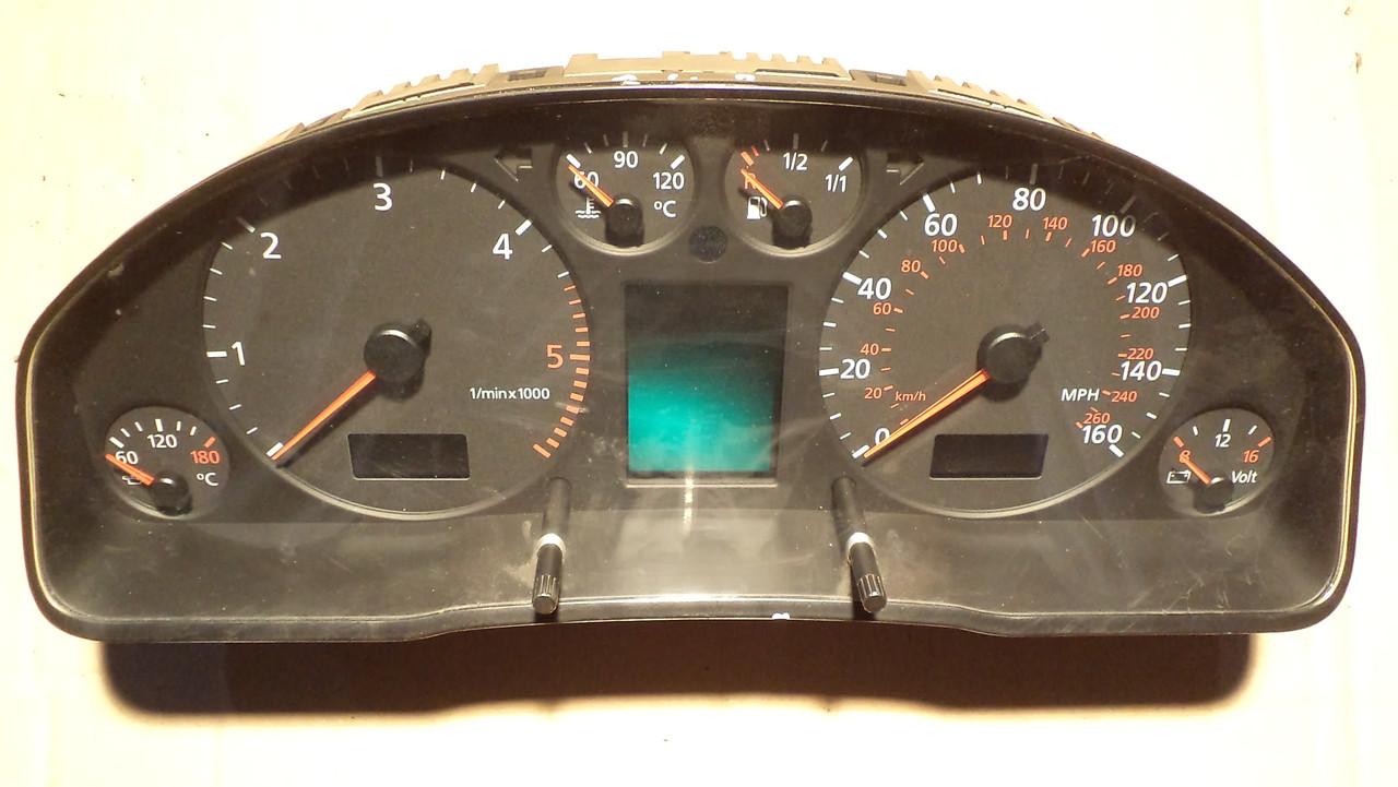 панель приборов audi a4 b5 2000г