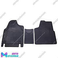 Коврики резиновые для Fiat Scudo 2007- (POLYTEP_CLASIC)