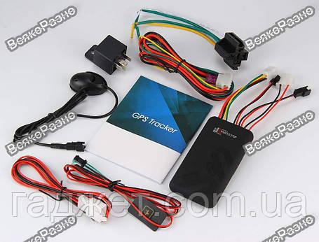 Автомобильный GPS/GSM трекер GT-06, фото 2