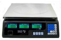 Торговые электронные весы для магазина до 40 кг