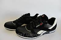Мужские кожаные кроссовки PAV(под Reebok)