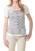Женская двойная блуза Cop Copin, фото 1