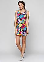 Летнее платье с цветочным рисунком РМ6342-29