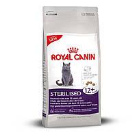 Royal Canin STERILISED 12+ (СТАРШЕ 12 ЛЕТ, СТЕРИЛИЗОВАННЫЕ) 0,4КГ