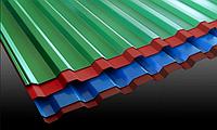 Профнастил ПМ-10 RAL цвет в ассортименте размер 0,30х950х1700