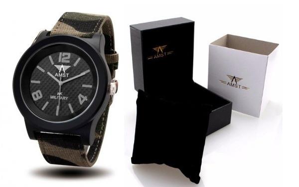 годинник наручны чоловічі AMST