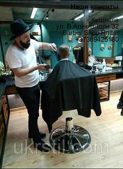 Парикмахерское кресло Barber Diego, Детский пуфик Рекс