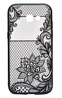 Силикон Rock Tatoo Art Case for Samsung J5 Prime Magic Flowers