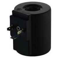 Катушки C37D для электромагнитных клапанов и гидрораспределителей (12, 24 VDC, 110, 220 RAC)