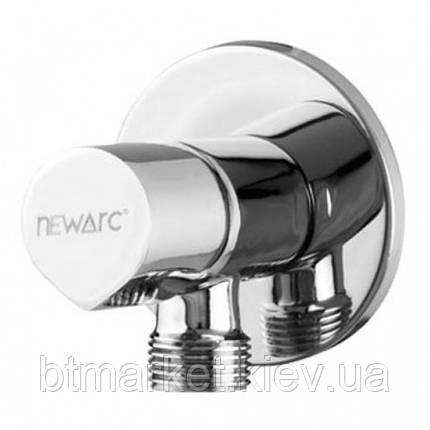 Вентиль NEWARC (770131) хром, фото 2