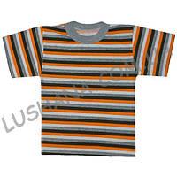 Детская футболка с рисунком на рост 110-122 см - Кулир