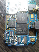 Микросхема памяти Samsung KMK5W000VM-B312 На плате