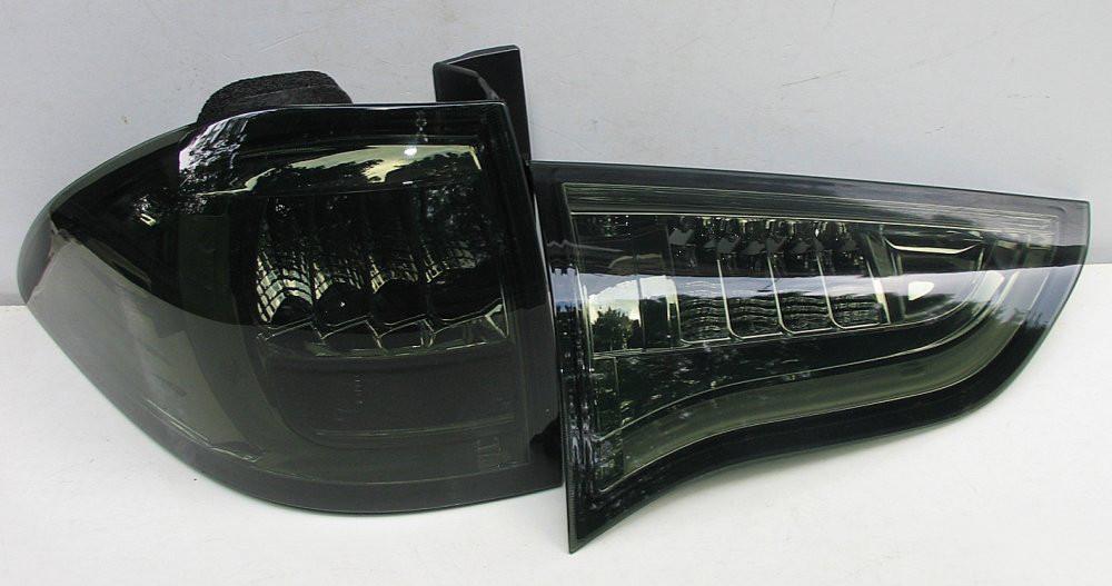 Задние Mitsubishi Pajero Sport альтернативная тюнинг оптика фары задни