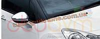 Накладки на зеркала Omsa на Citroen C4 2010 седан