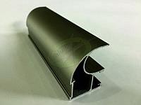 Профиль и комплектующие AluStar, Optimal Сosts, цвет св. бронза