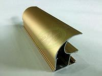 Профиль и комплектующие AluStar, Optimal Сosts, цвет роз. золото