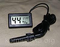 Влагомер  Цифровой гигро-термометр, фото 1
