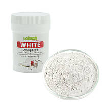 BorneoWild White, пищевая добавка для усиления белого цвета у креветок