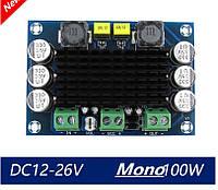 Аудіо підсилювач XH-M542 на чіпі TPA3116D2 потужність 2х100 W, фото 1