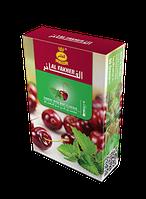 Табак, заправка для кальяна Al Fakher вишня - мята 50 грамм