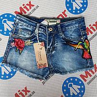 Подростковые джинсовые шорты на девочку GRACE