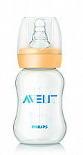 Бутылочка для кормления  Avent Стандарт 120 мл   970/17 (7793)